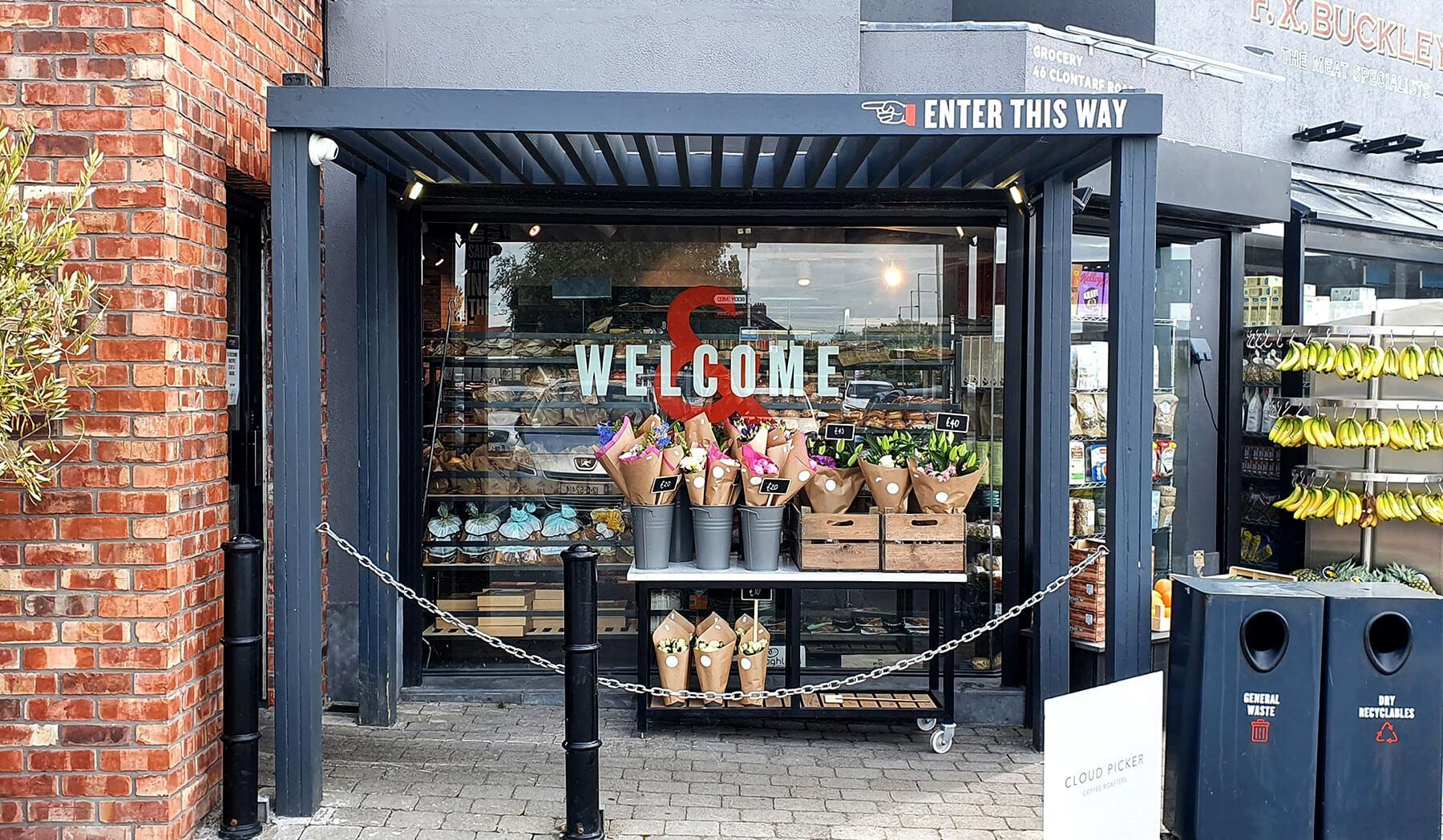 Lotts & Co Entrance