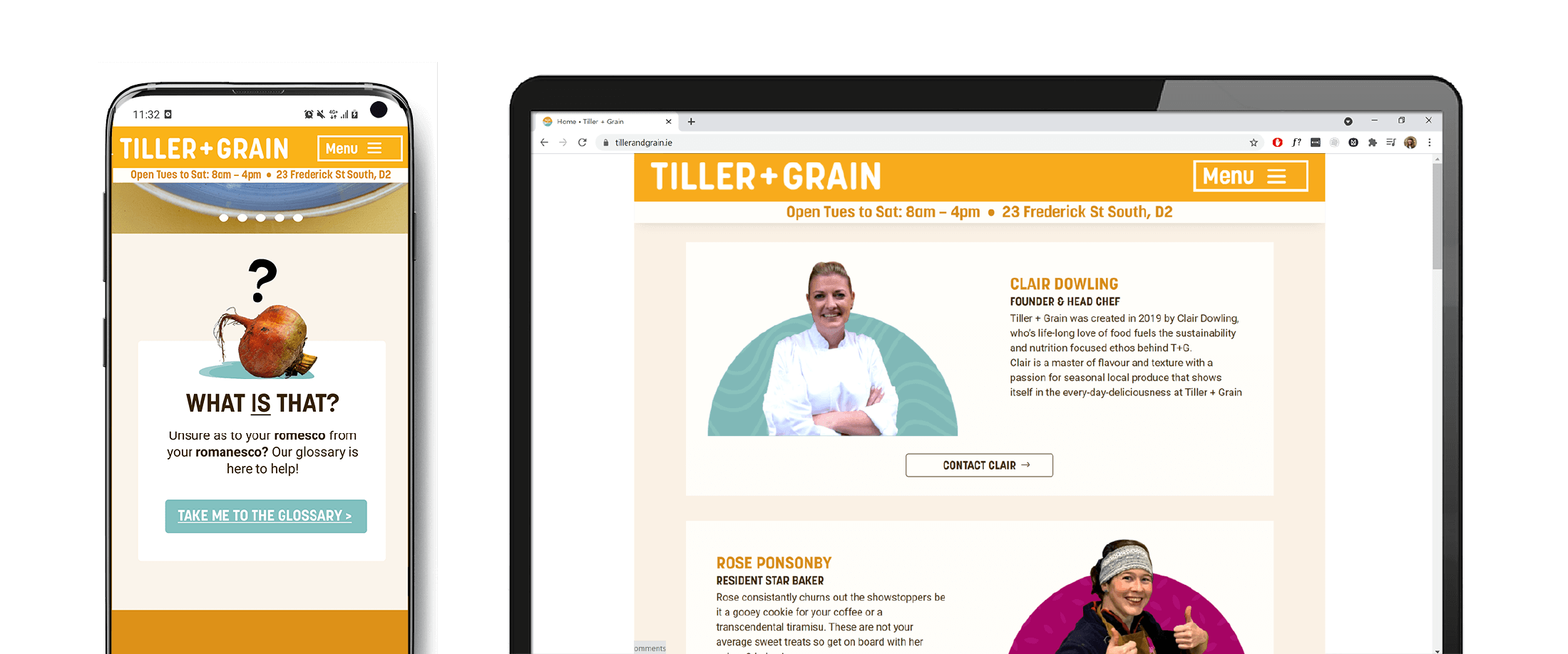T+G Screenshots